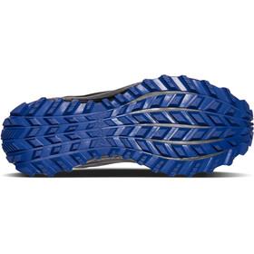 saucony Peregrine 8 GTX Kengät Miehet, black/grey/blue